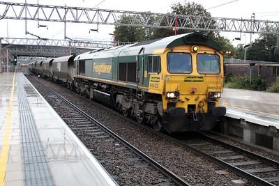 66523 1802/4k61 Rugeley-Crewe.