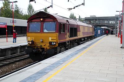 66044 1057/4o21 Trafford Park-Southampton.