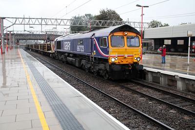 66723 1715/6k50 Toton-Crewe.