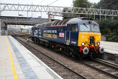 57307 1142/0z56 Rugby-Crewe.