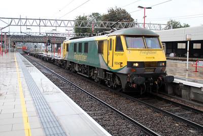 90045 1540/4m54 Tilbury-Crewe.