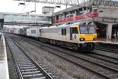 92038 1607/4L18 Trafford Park-Felixstowe.