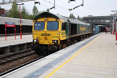 66592 1115/4o27 Garston-Southampton.