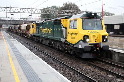 70013 1726/6xxx Bescot-Crewe.