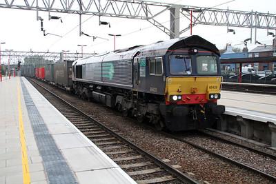 66428 1222/4m34 Coatbridge-Daventry.