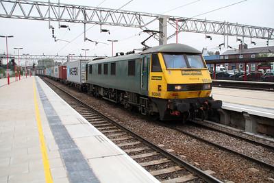 90046 1258/4L90 Crewe-Felixstowe.