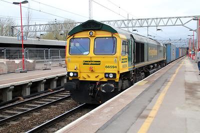 66594 0958/4o49 Crewe-Soton.