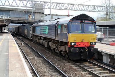 66431 1317/4s44 Daventry-Coatbridge.