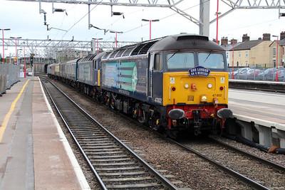 47802_47841 tnt 47813 0938/5z24 Crewe-Eastleigh stock move.
