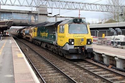70006 1058/6y06 Willesden-Crewe.