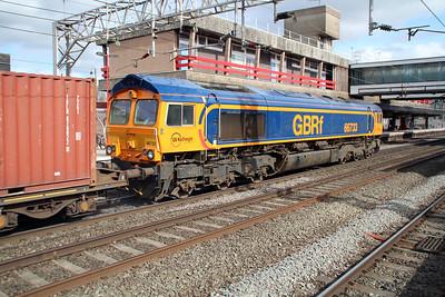 66733 1602/4L18 Trafford Park-Felixstowe.