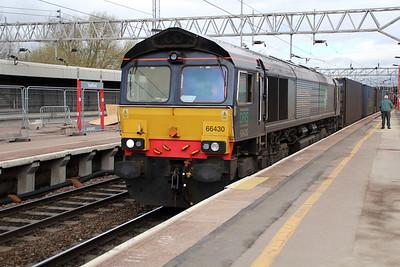 66430 1046/4m34 Coatbridge-Daventry.