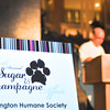 The Washington Humane Society's 12th annual dessert and champagne reception honors our local crusaders against animal cruelty: Washington Humane Society's Humane Law Enforcement Officers, Animal Care & Control Officers, and Humane Educators. This celebration of all things sweet, showcases the DC area's most talented pastry chefs. Enjoy delectable confections complemented by some of the world's finest sparkling wines. The VIP Chefs' Tasting Room presents an exclusive savory gathering prepared by the finest chefs of the national capital region.