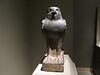 The Maltese falcon! No just an egyptian statue of a falcon.