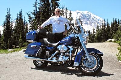 Sunrise _ Mt Rainier Ride