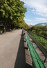 Promenade de la Treille, the longest wooden bench in the world