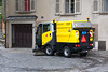 Street cleaning truck, Old Town
