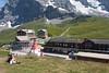 Returning to Kleine Scheidegg