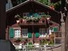 Flowerboxes in Lauterbrunnen