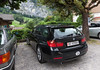 Our rental car, parked at the hotel in Lauterbrunnen