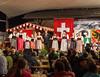 Folklore night in Lauterbrunnen