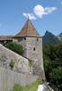 Gruyères castle tower