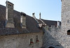 Roofs and towers, Château de Chillon