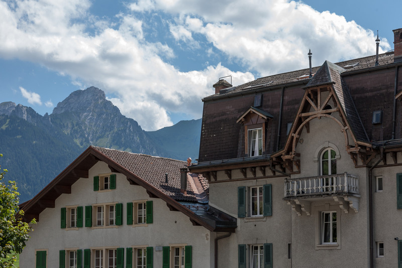 Rooflines and mountains