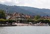 Zug lakefront