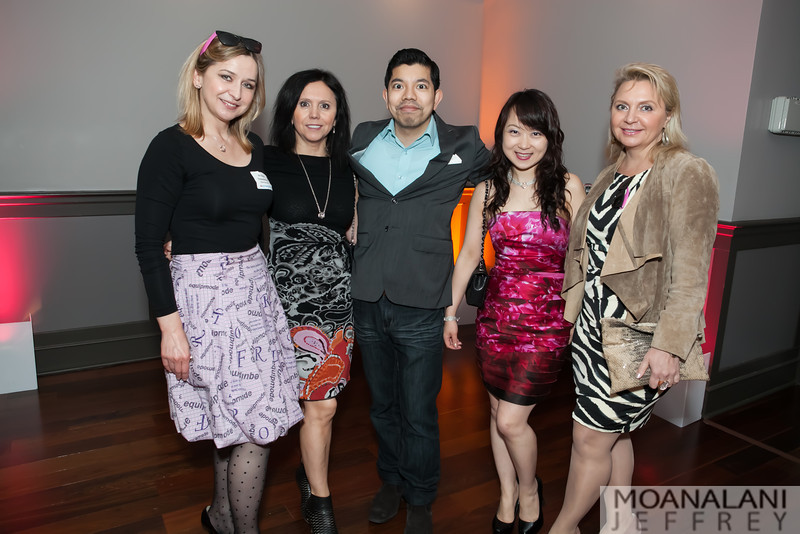 IMG_9900.jpg Angelika Koulibakina, Barbara Cartier, Val Shah, Cynthia Sitou, Tatiana Shesterneva
