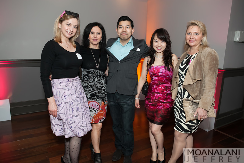IMG_9901.jpg Angelika Koulibakina, Barbara Cartier, Val Shah, Cynthia Sitou, Tatiana Shesterneva