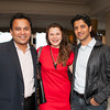 IMG_2550.jpg Vikas Gupta, Dalia Vaisaite, Raj Gupta