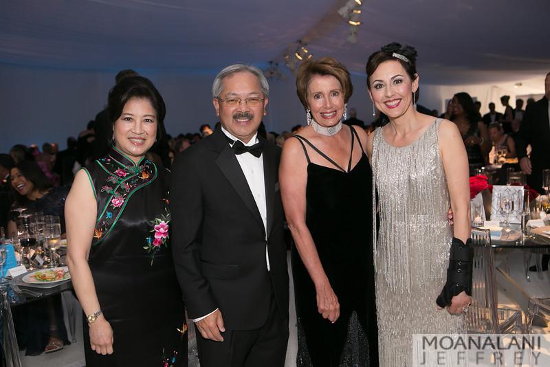 3-1550 Anita Lee, Mayor Ed Lee, Nancy Pelosi, Sako Fisher