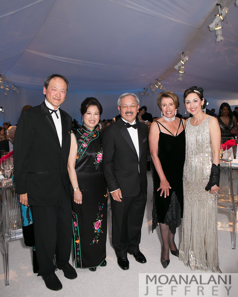 3-1558 Lawrence Lui, Anita Lee, Mayor Ed Lee, Nancy Pelosi, Sako Fisher