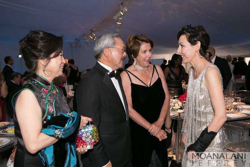 3-1564 Anita Lee, Mayor Ed Lee, Nancy Pelosi, Sako Fisher