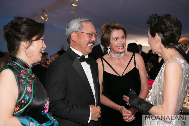3-1570 Anita Lee, Mayor Ed Lee, Nancy Pelosi, Sako Fisher