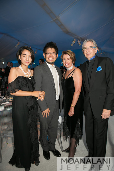 3-1645 Jamie Chen, Steve Chen, Nancy Pelosi, Michael Tilson Thomas