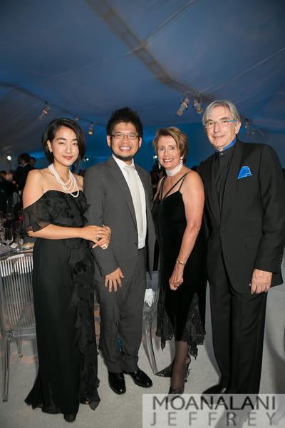 3-1647 Jamie Chen, Steve Chen, Nancy Pelosi, Michael Tilson Thomas