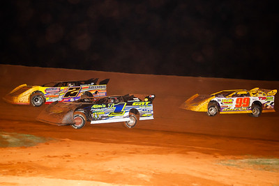 Bret Holmes (H2), Todd Morrow (T1) and Terry Smith (99)