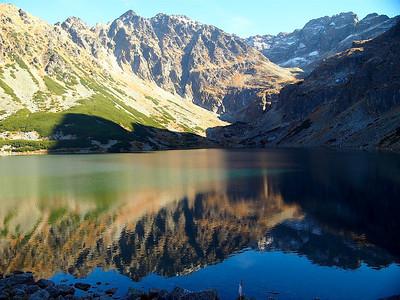 Tatras Mountains autumn 2013