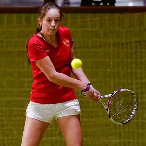 03. Darya Kasatkina - Russia - Tennis Europe winter cups Zutphen 2013_03