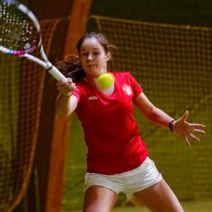 04. Darya Kasatkina - Russia - Tennis Europe winter cups Zutphen 2013_04