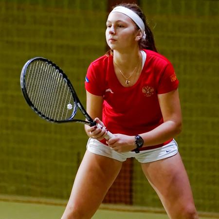14. Anastasiya Komardina - Russia - Tennis Europe winter cups Zutphen 2013_14