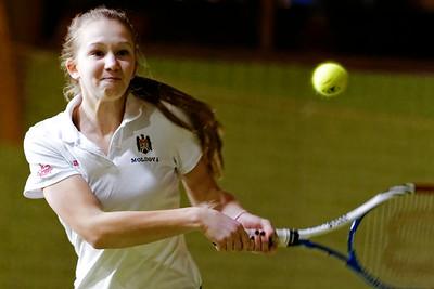 25. Adriana Sosnovschi - Moldova - Tennis Europe winter cups Zutphen 2013_25