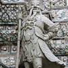 Little statue at Wat Arun.