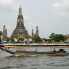 Wat Arun from the river.