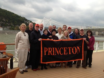 Princeton Journeyers - Rand Mirante '70