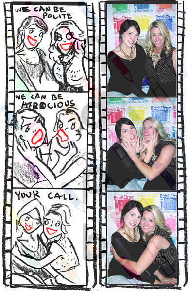 """<a href= """" http://quickdrawphotobooth.smugmug.com/Other/theknot/29235390_XrBrnp#!i=2504160410&k=4Ppz5wQ&lb=1&s=A"""" target=""""_blank""""> CLICK HERE TO BUY PRINTS</a><p> Then click on shopping cart at top of page."""