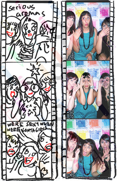 """<a href= """" http://quickdrawphotobooth.smugmug.com/Other/theknot/29235390_XrBrnp#!i=2504154458&k=h88stxq&lb=1&s=A"""" target=""""_blank""""> CLICK HERE TO BUY PRINTS</a><p> Then click on shopping cart at top of page."""