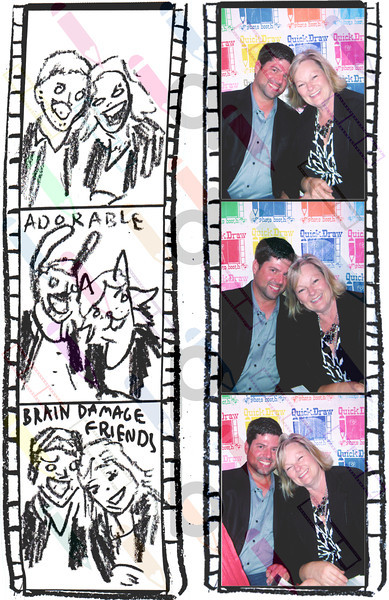 """<a href= """" http://quickdrawphotobooth.smugmug.com/Other/theknot/29235390_XrBrnp#!i=2504150668&k=jC7VP7N&lb=1&s=A"""" target=""""_blank""""> CLICK HERE TO BUY PRINTS</a><p> Then click on shopping cart at top of page."""